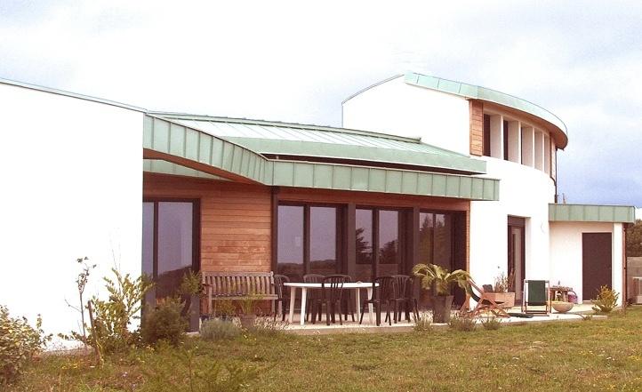 Maison organique en Vendée
