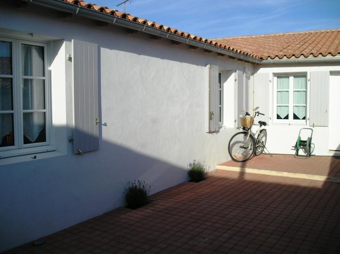 Transformation d'un garage en maison individuelle-ARS EN RE : P7100640.JPG