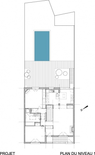 Immeuble à Talence : DET CARON TALENCE 6 04 09 2 P1