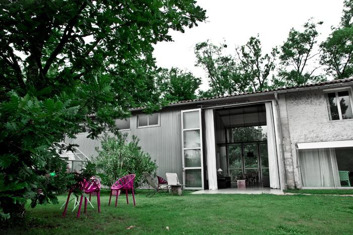 Maison Andersson / Delay : ext_sud-jour