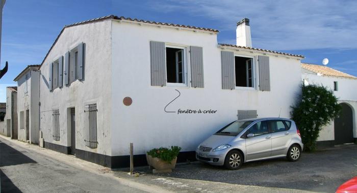 Maison de vacances (Rénovation)