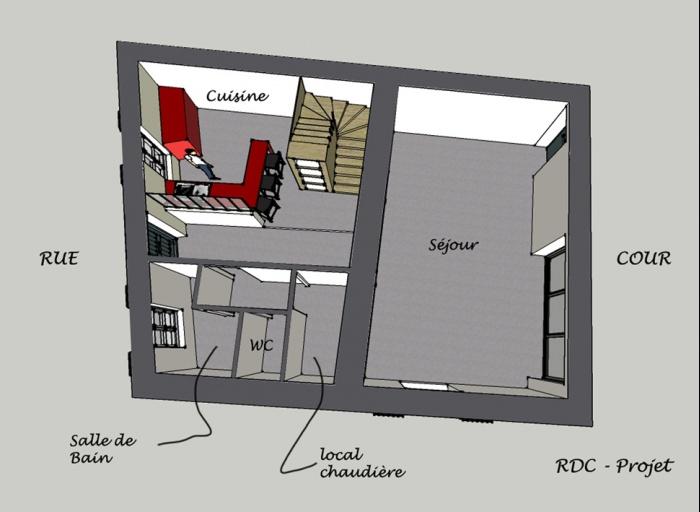 Maison de vacances (Rénovation) : LGA_07ARS (2)