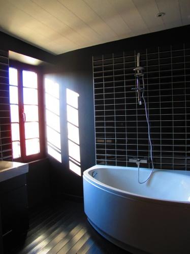 Le clos des vents : Salle de bain