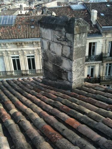 Ravalement d'un immeuble - BORDEAUX : ETAT DES LIEUX