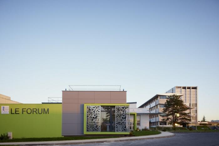 Extension Bureaux - Cafétéria du Forum - CROUS de BDX : _P3Z2172