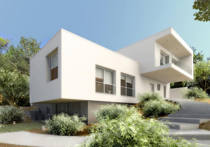 Architectes trouver architecte nantes pays for Architecture moderne maison individuelle