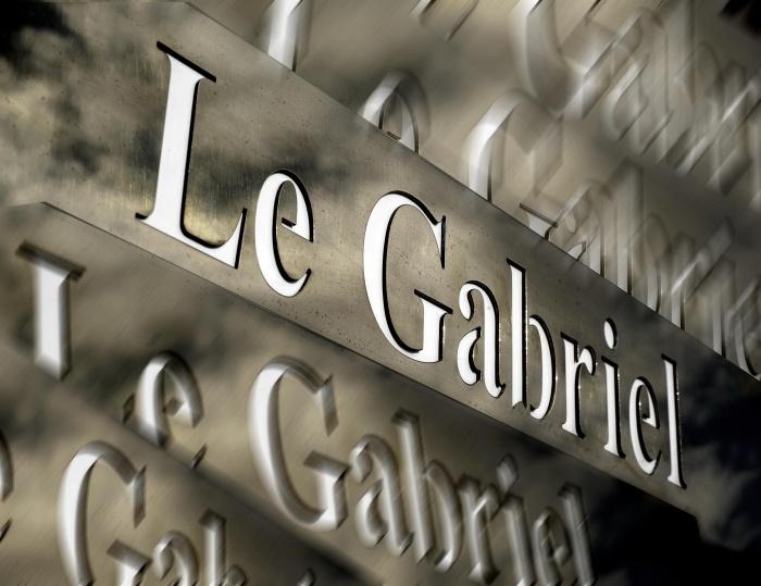 Restaurant Le Gabriel : DSC_9723