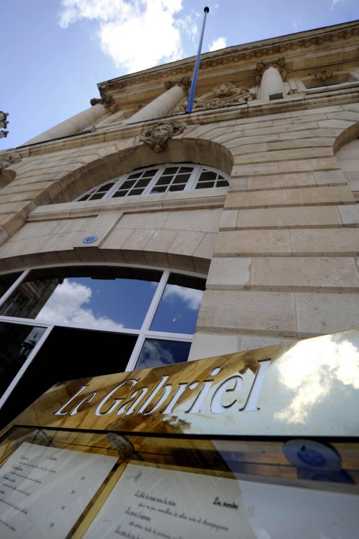 Restaurant Le Gabriel : DSC_9786