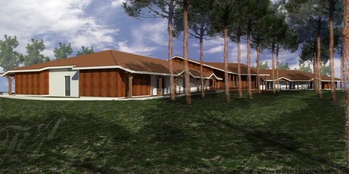 Hôtel 2* de 28 chambres + maison de gardien : image_projet_mini_61868