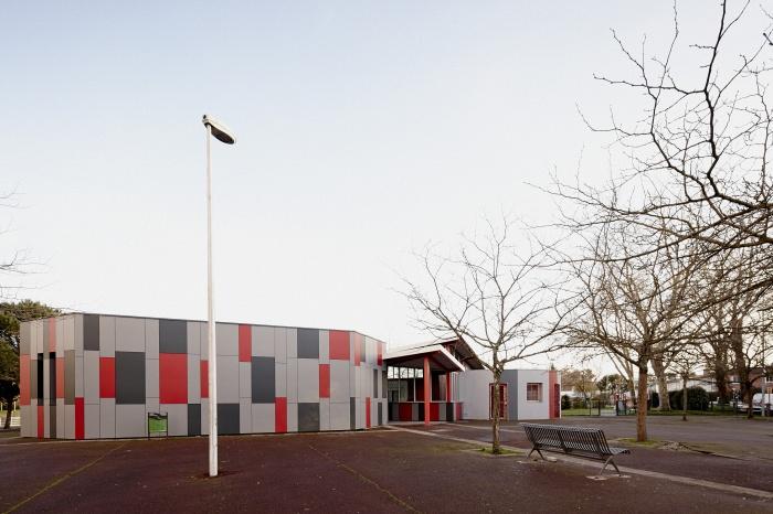 Requalification des façades de la Maison Municipale de Saige-Formanoir - VILLE de PESSAC : 03