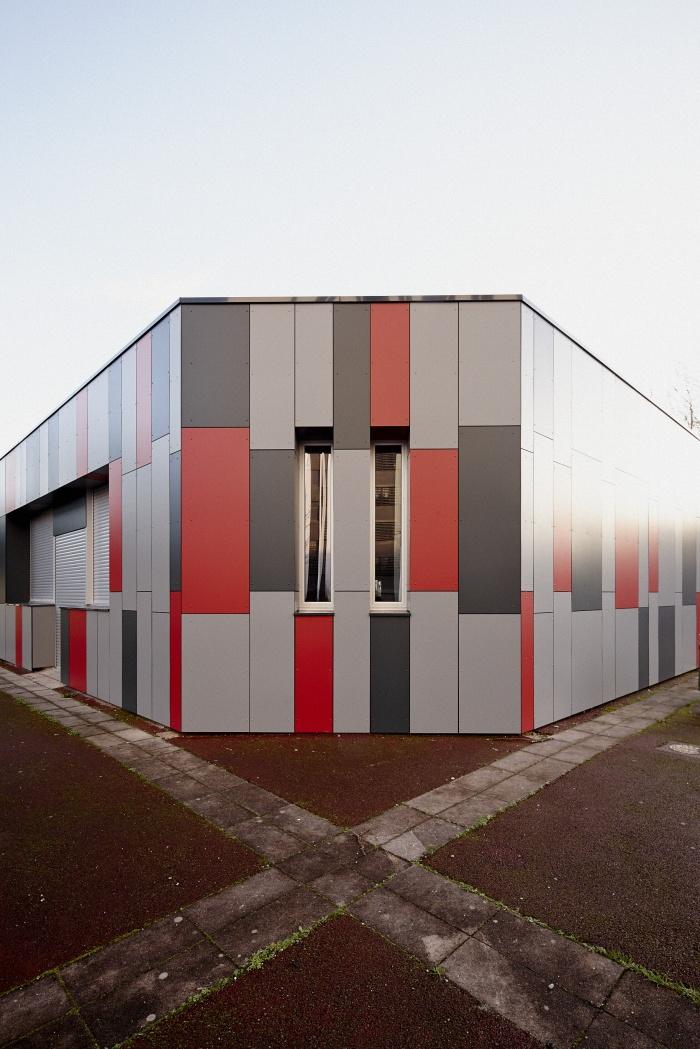 Requalification des façades de la Maison Municipale de Saige-Formanoir - VILLE de PESSAC : 13