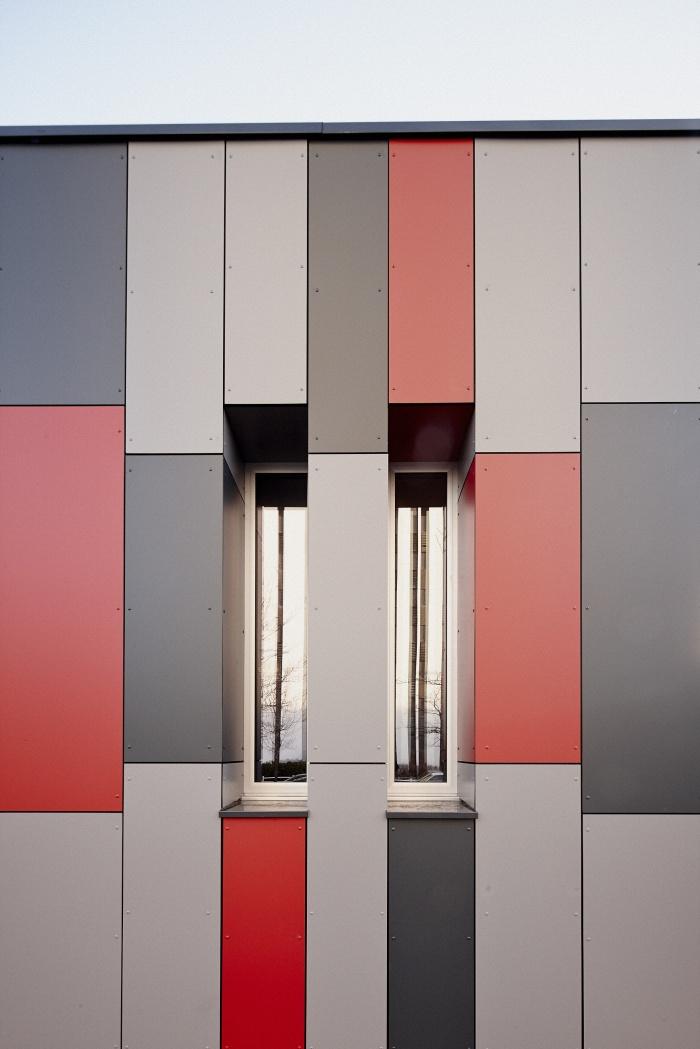 Requalification des façades de la Maison Municipale de Saige-Formanoir - VILLE de PESSAC : 14