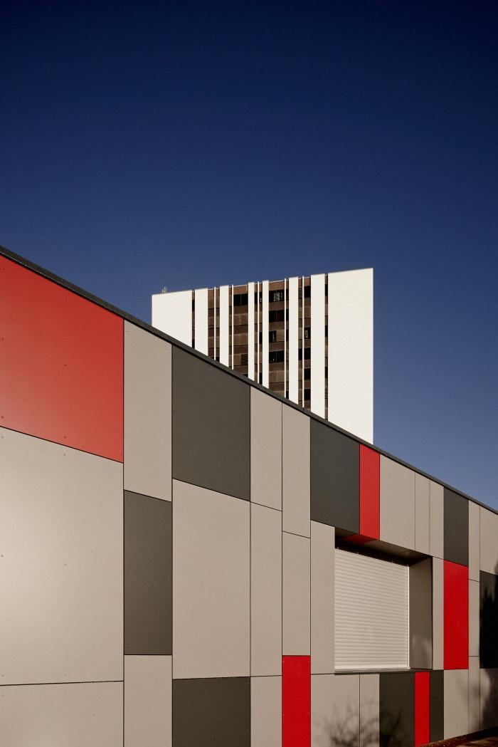 Requalification des façades de la Maison Municipale de Saige-Formanoir - VILLE de PESSAC : 16