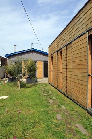Extension Maison PB 33 : CENDRINE DEVILLE 4G 3299