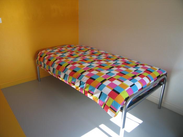 Réaménagement des locaux de la crèche Macédo, en un foyer d'accueil pour des femmes victimes de violences conjugales
