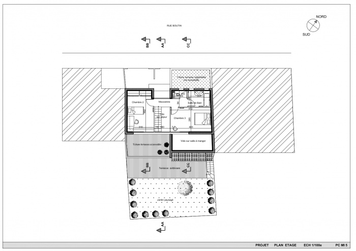 Maison P 33 : PLAN ETAGE.jpeg