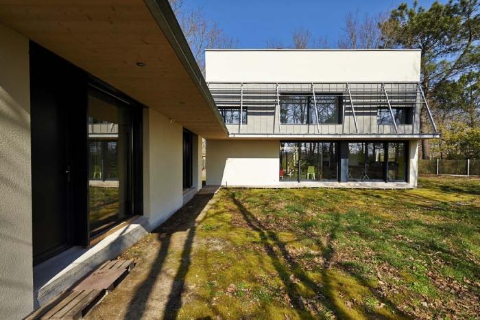 Maison près d'Hourtin : PCAUMES-Agence_Masse-Maison_Fovet-0040