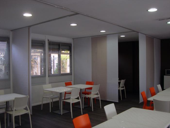 Concept de salle à manger pour un centre d'accueil handicapé : Apres 2