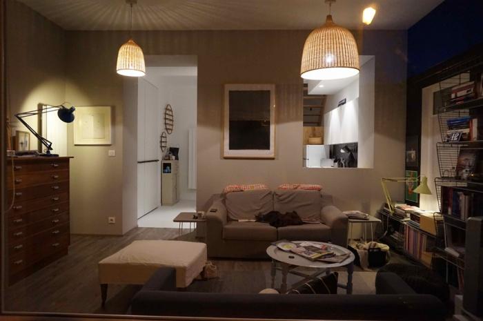 Aménagement d'une maison d'habitation