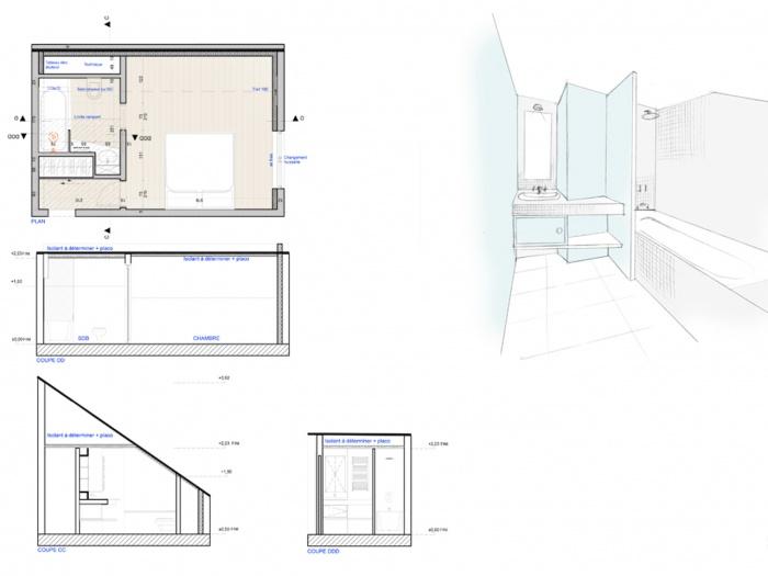 rénovation d'une maison : planche 2