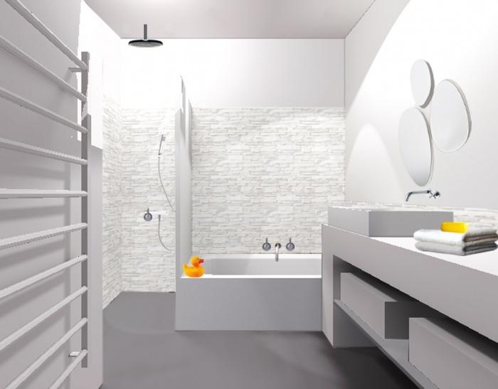 Optimisation d'un appartement : SDB