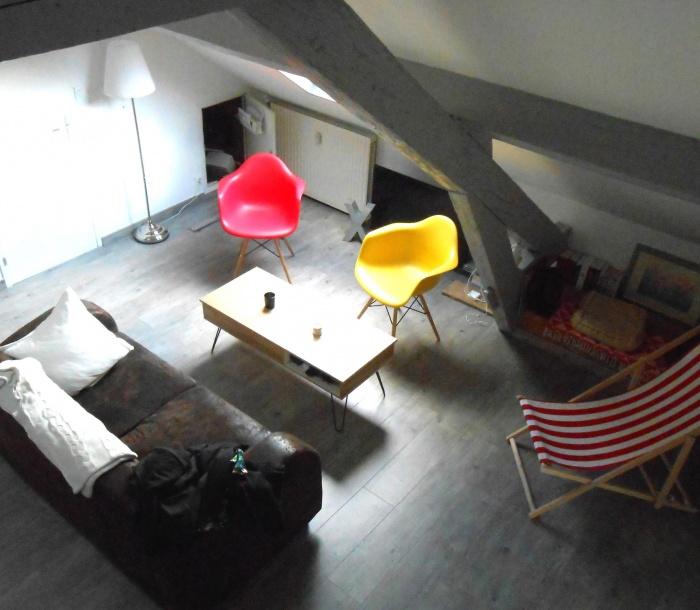 Appartement D. : c