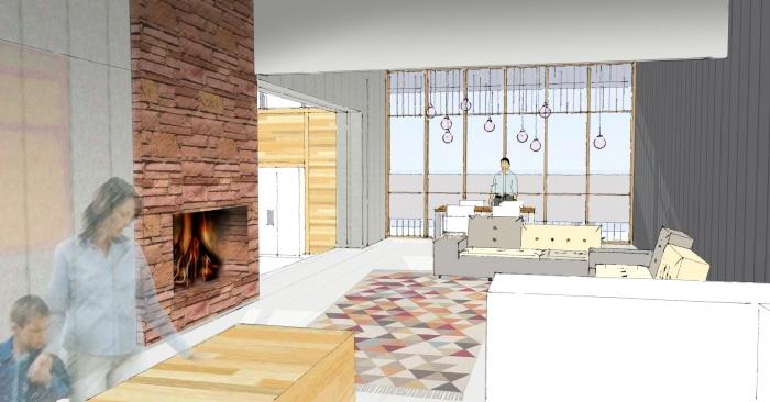 City House : City house intérieur