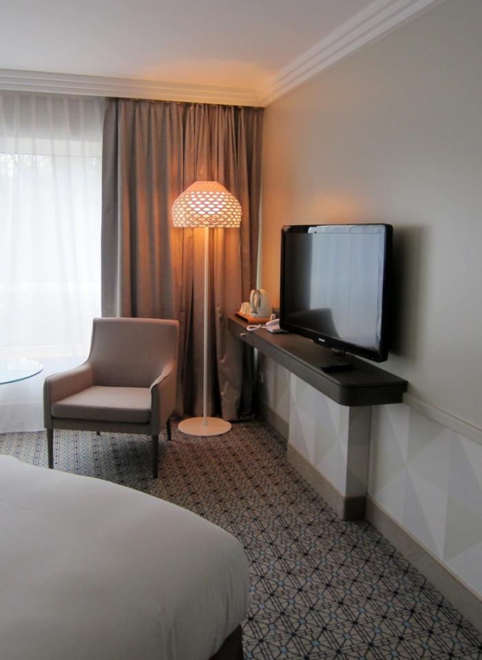 CHAMBRE HOTEL LES CELESTINS ***** : 319 02