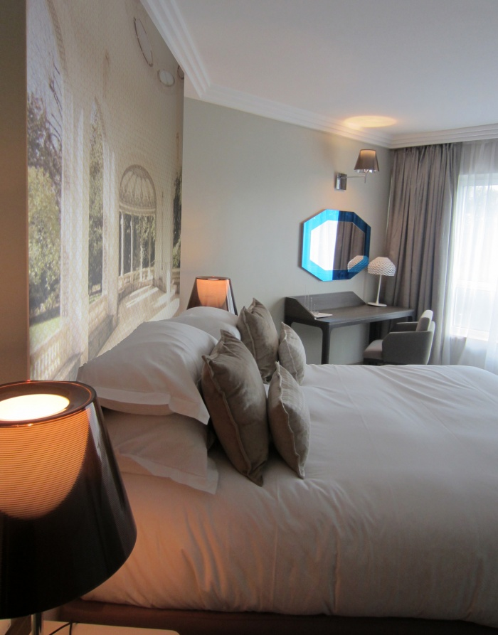 CHAMBRE HOTEL LES CELESTINS ***** : 319 10