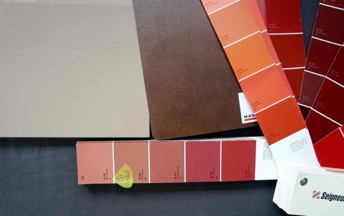salle d 39 eau int rieur cuir la rochelle une r alisation. Black Bedroom Furniture Sets. Home Design Ideas