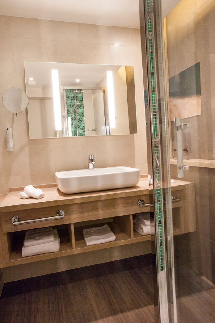 LE B D'ARCACHON : Salle de bain