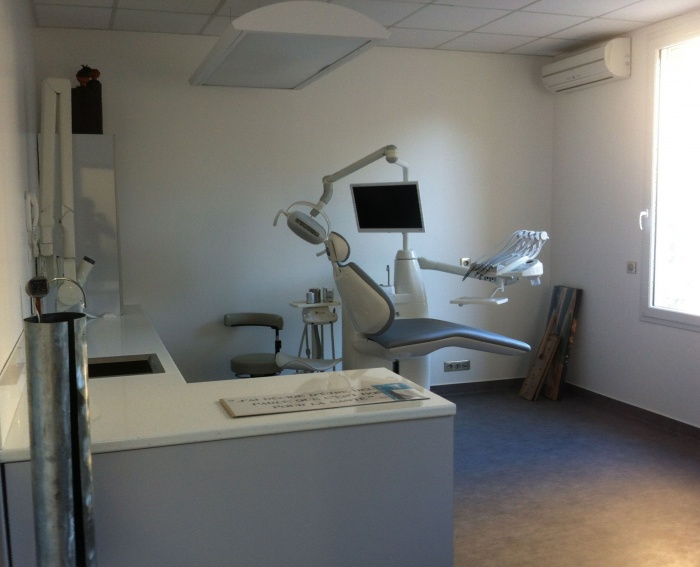 Aménagement d'un pôle médical - Généralistes et Dentistes : 06