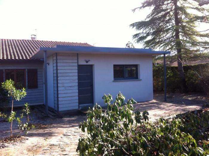 Extension et réaménagement d 'une habitation existante - CESTAS : IMG_6731