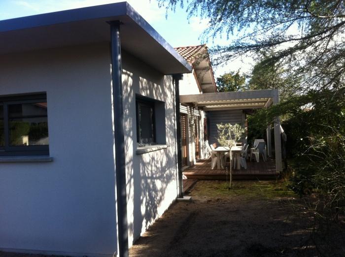 Extension et réaménagement d 'une habitation existante - CESTAS : IMG_6735