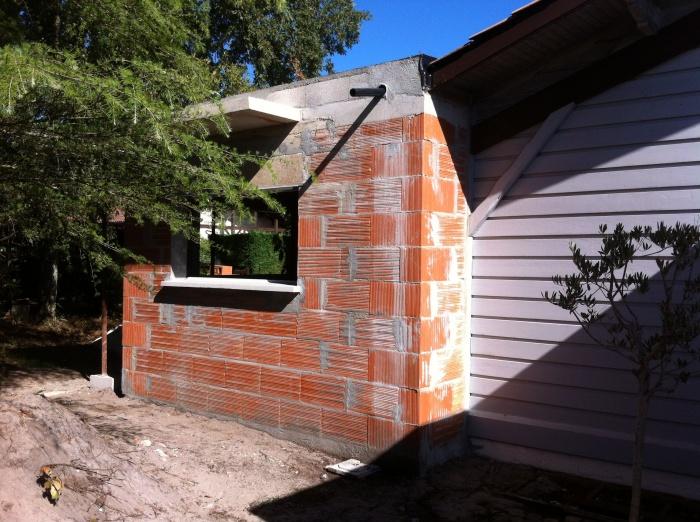 Extension et réaménagement d 'une habitation existante - CESTAS : IMG_5115