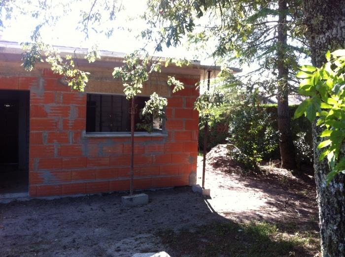 Extension et réaménagement d 'une habitation existante - CESTAS : IMG_5113