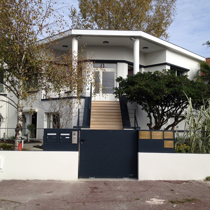 Transformation d'une maison de ville en cabinet médical : IMG_0214