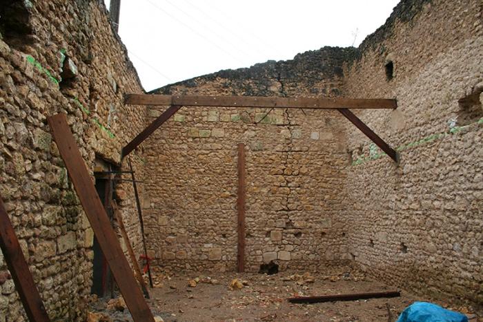 Réhabilitation d'un ancien monastère pour la création d'appartements touristiques : IMG_3628.JPG