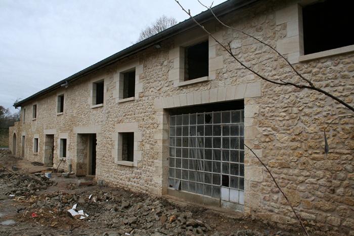 Réhabilitation d'un ancien monastère pour la création d'appartements touristiques : IMG_3600.JPG