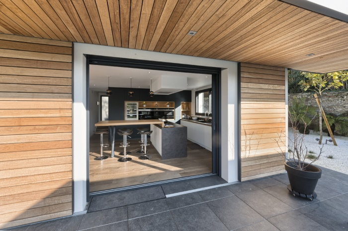 Construction d'une maison contemporaine : LR-Popoff-08