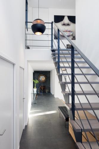 Construction d'une maison contemporaine : LR-Popoff-28