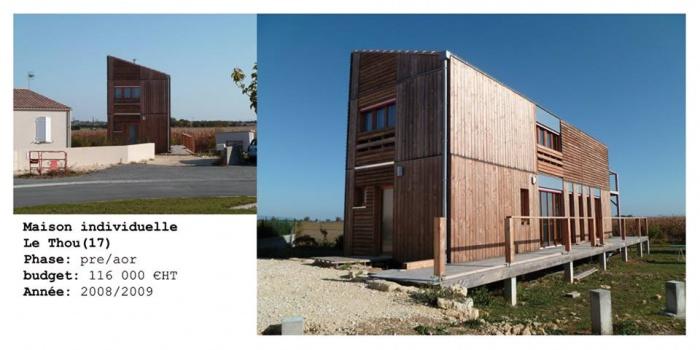 Un projet réalisé par boa - olivier butin architecte dplg