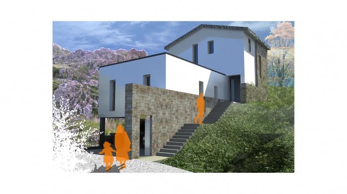 Maison en Corse