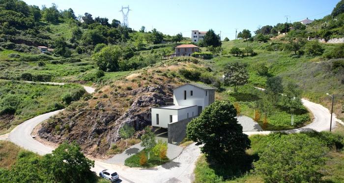 Maison en Corse : Insertion 1