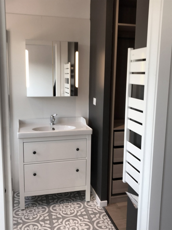 Maison VB : salle de bain parent
