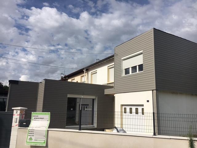 Extension et surélévation d'une habitation existante - PESSAC