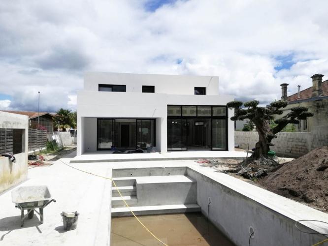Maison neuve à Villenave d'Ornon