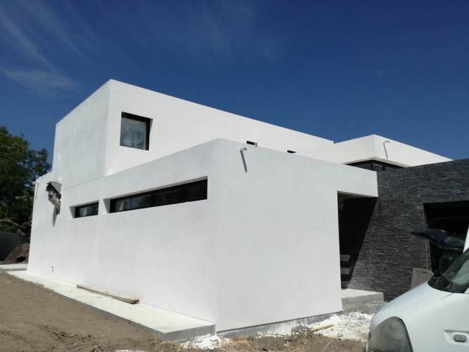 Maison neuve à Villenave d'Ornon : sud